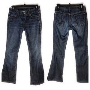 COH Dita Petite Bootcut Jeans
